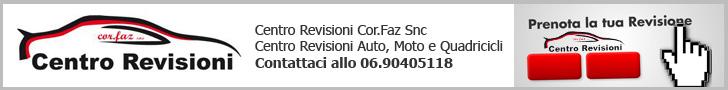 Centro Revisioni Cor.Faz Snc